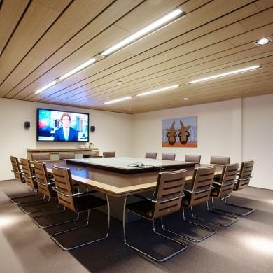 KPMG Amstelveen vergadercentrum