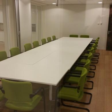 Flexibel vergaderen voor max 20 man